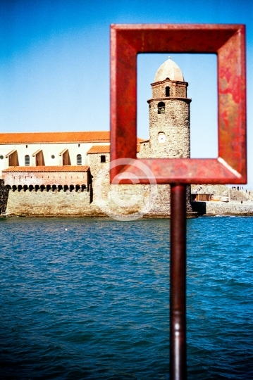 Clocher de Collioure