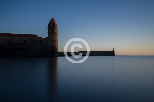 Collioure s'éveille