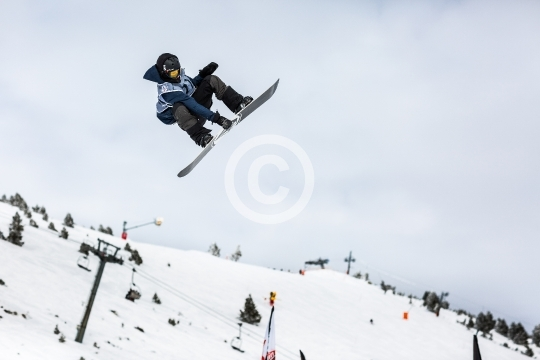 Coupe d'Europe de Big Air