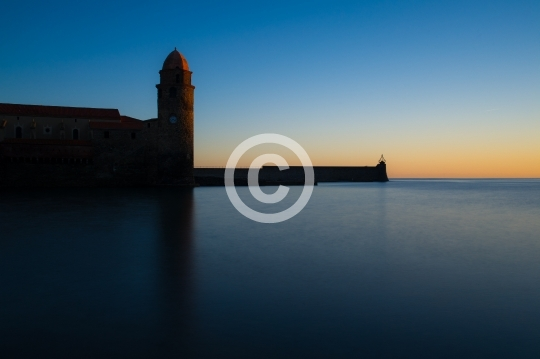 Nuances de tons sur Collioure