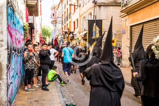 Procession de la Sanch